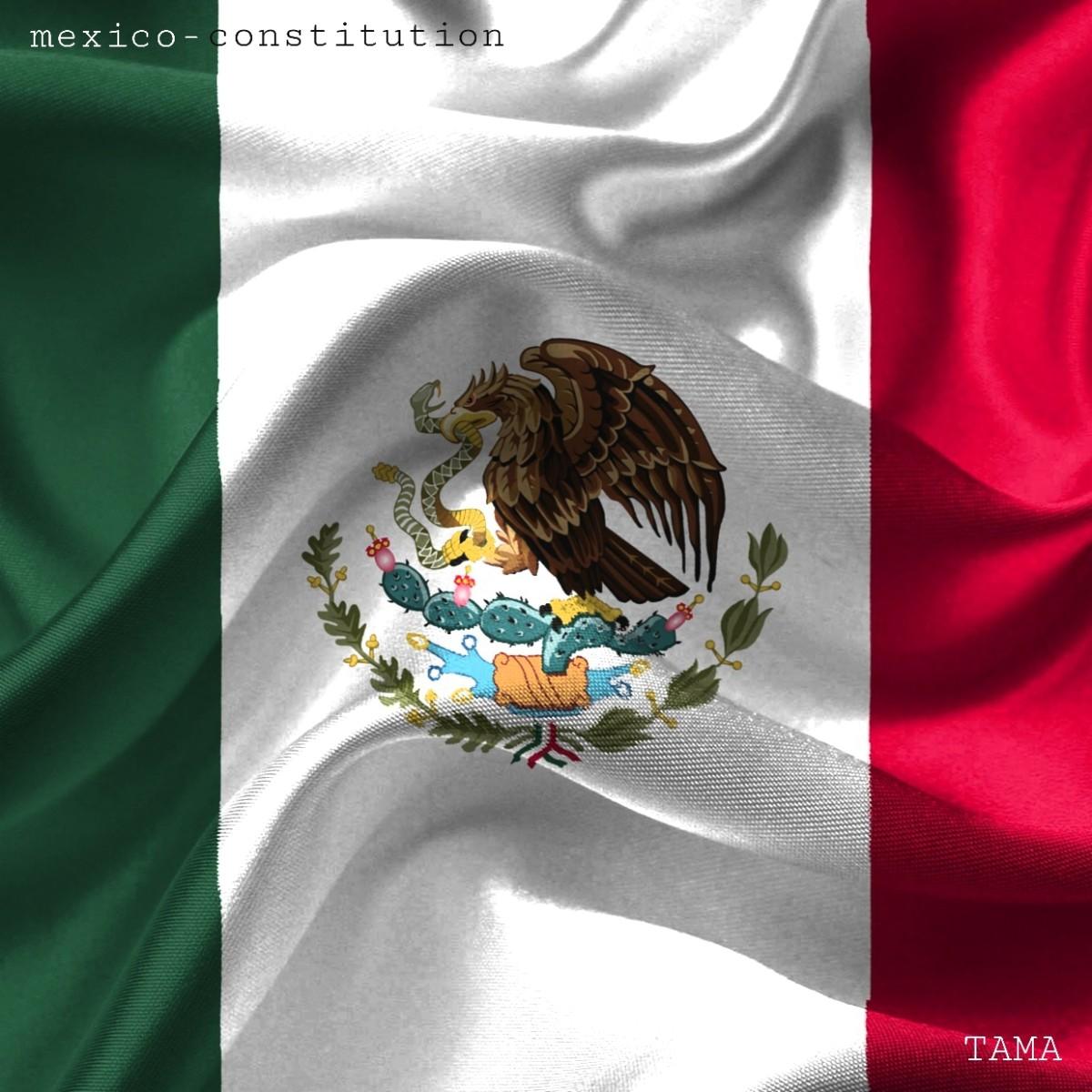 constitution of mexico
