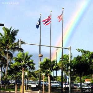 Flag Day in hawaii
