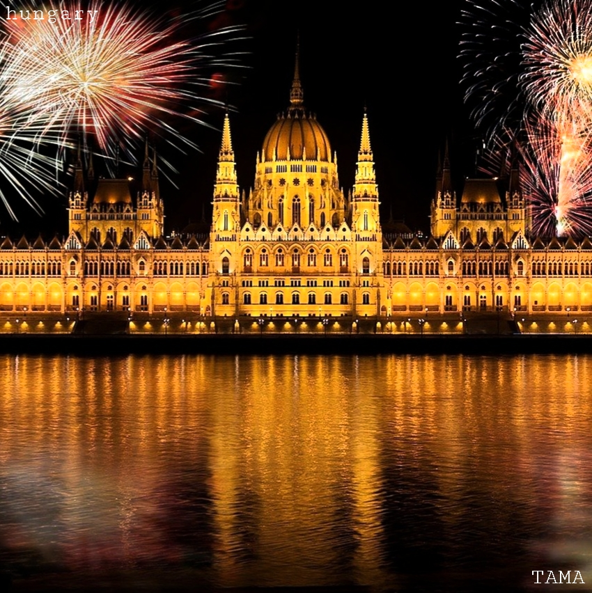 National Day in Hungary