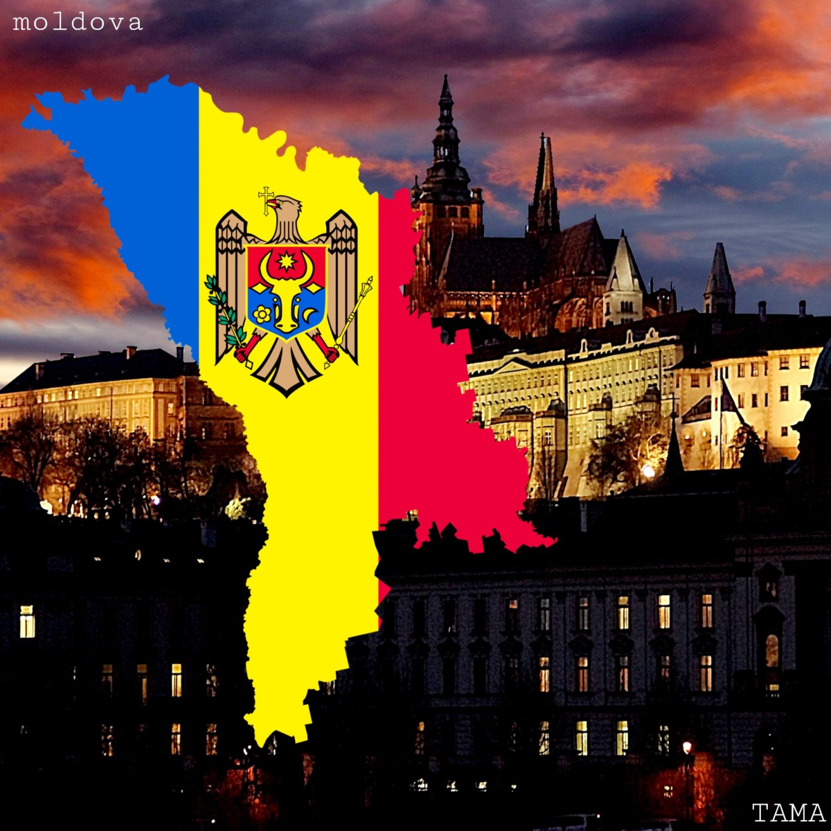 Independence Day of Republic of Moldova